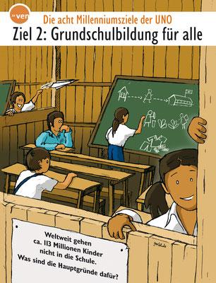 Milleniumziel der UNO 02 - 2008 - Verband Entwicklungspolitik Niedersachsen e.V. (VEN)