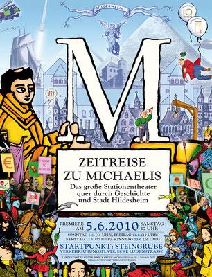 M - Zeitreise zu Michaelis 2010 [IQ - Interessenverband Kultur Hildesheim]