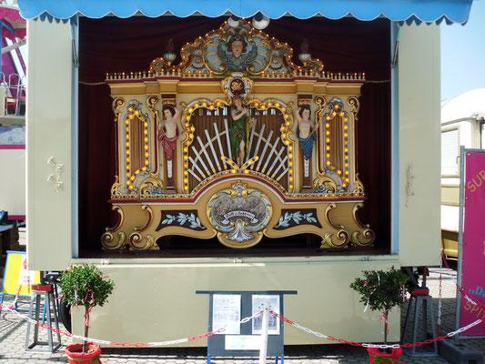 Orgel Drliczek 2011