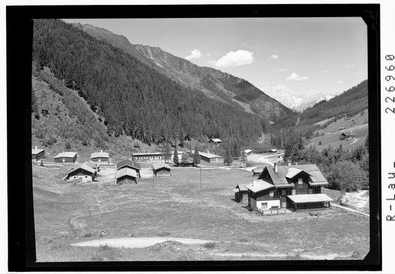 Walchen im Wattental 1963