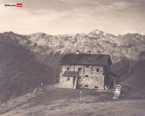 Rastkogelhütte DAV Sektion Oberkochen