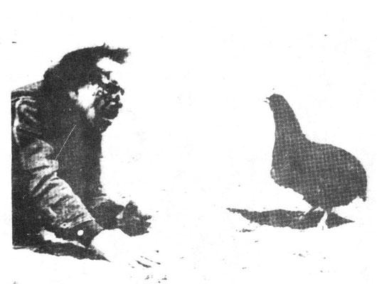 El ciego y la gallina (Los olvidados)