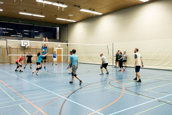 Volleyball Training TV Thalwil