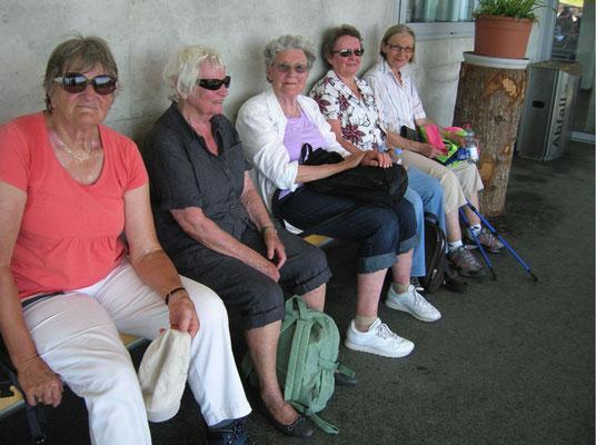 Seniorinnen Ausflug