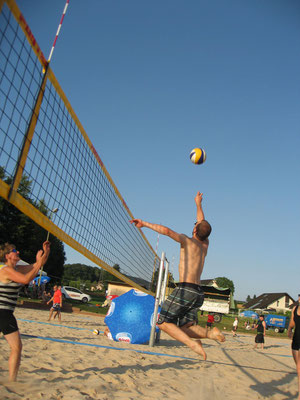 Beachvolleyball Turnier Obfelden