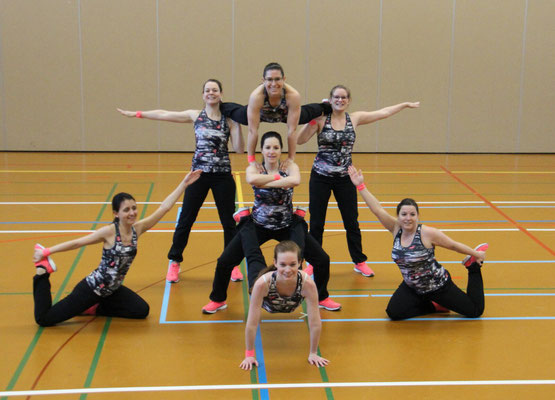 Team Aerobic Training