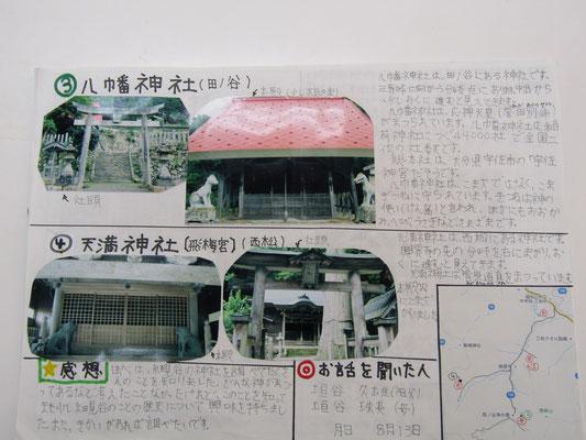 細見谷神社調べ(2)