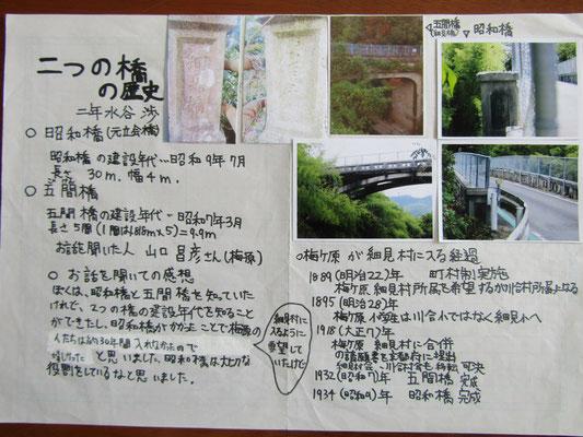 二つの橋の歴史