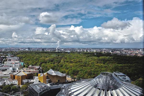 Berlin Panorama Aussichtspunkt