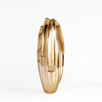 Wander Bertoni  Titel: Pilocereus Troll II  Technik: Bronze, poliert  Größe: Höhe 38 cm  Edition: Auflage 7  Jahr: Entwurf 1961