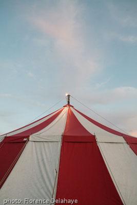 Circo Aereo, la route du sirque,Nexon.
