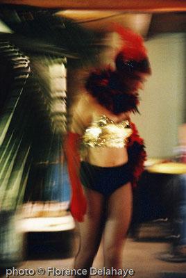 Juliette Dragon, Cabaret des Filles de Joie
