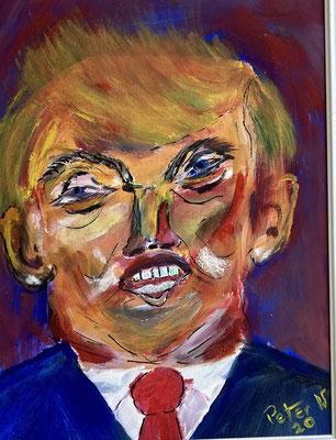 Der (Ex) Präsident