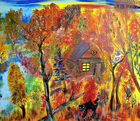 Hexenhaus 1 (verkauft)