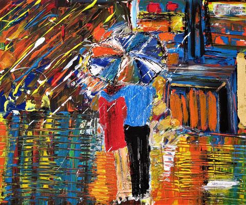 Raining Day  (verkauft)