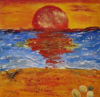 Erinnerung an den Sommer (verkauft)