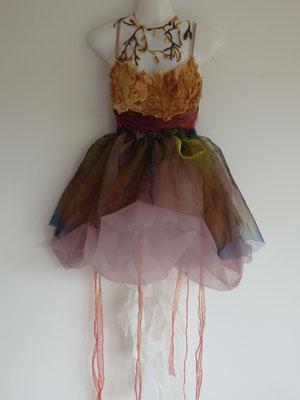 robe méduse anne Clavel