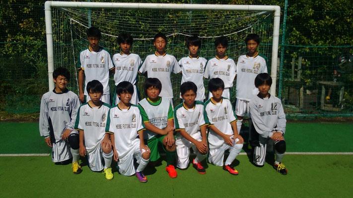 MESSE大正FC U-15