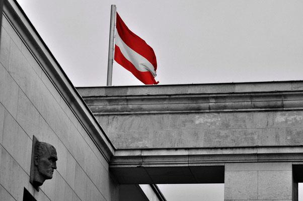 Wien Heldenplatz 4