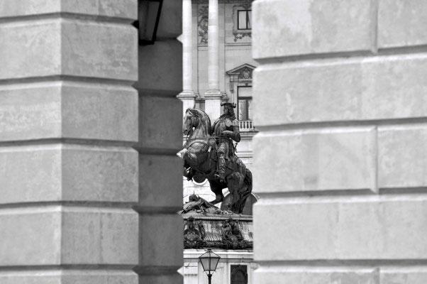 Wien Prinz Eugen Denkmal