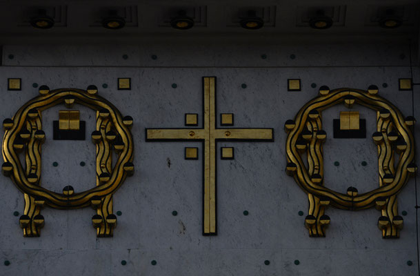 Wien Otto Wagner Kirche 2