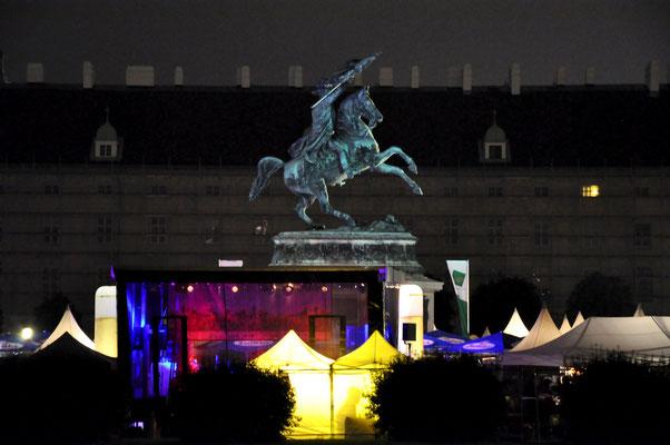 Wien Heldenplatz 1