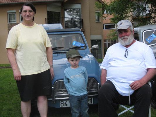 Etienne et la Famille