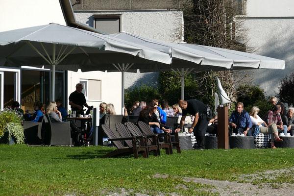 Cafe Hegestrand in Wasserburg