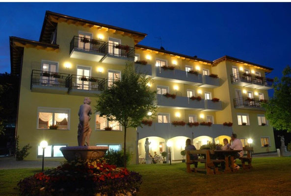 Unser Hotel Daniela in Levico Terme