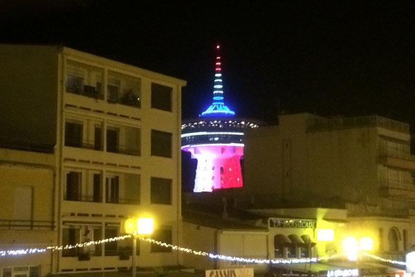 Der Leuchtturm von Palavas-les-Flots
