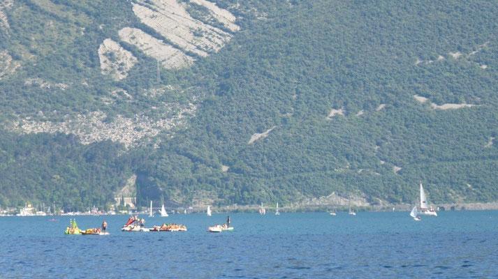 Gardasee bei RIva del Garda