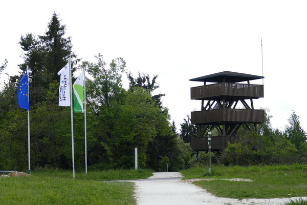 Aussichtsplattform auf dem Erbeskopf