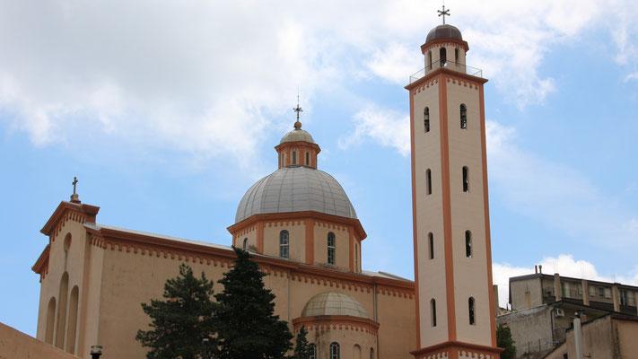 Kirche von Lanusei