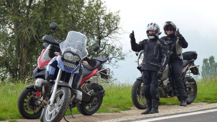 Bei Castellano auf dem Monte Baldo