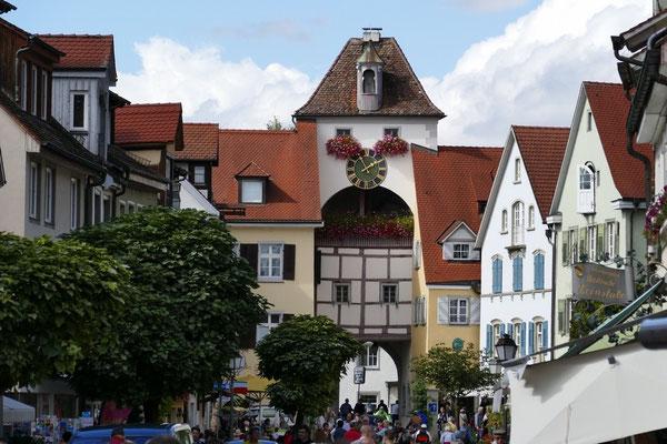 Stadttor in Meersburg