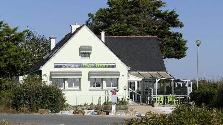 Dass Restaurant Mor Braz in Saint Gildas de Rhuys
