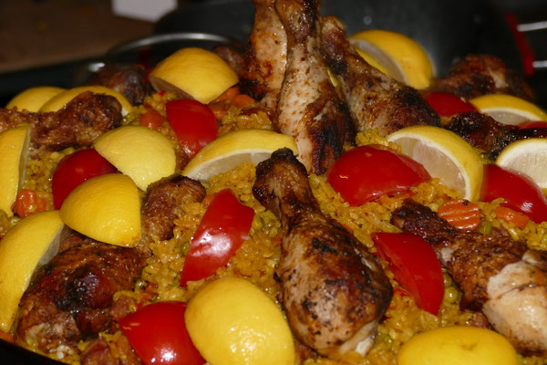 Regines Paella