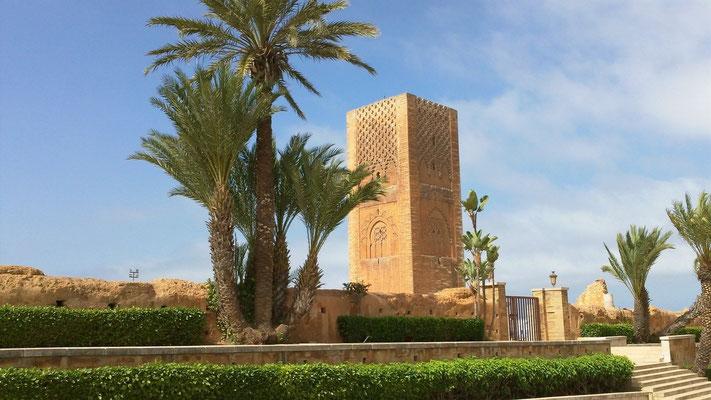 Der Hassan-Turm
