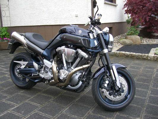 Davor hatte ich eine Yamaha MT-01