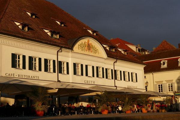 Markthalle in Überlingen