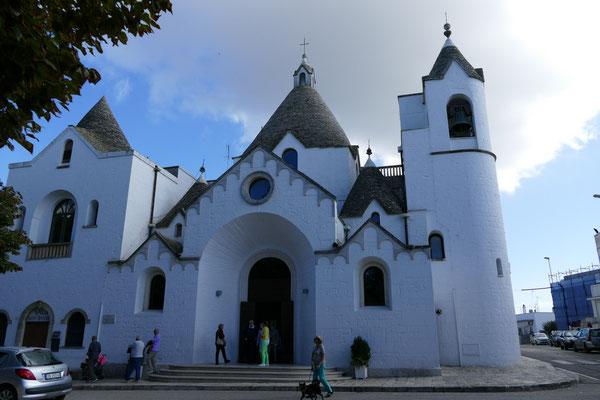 Trulli-Kirche
