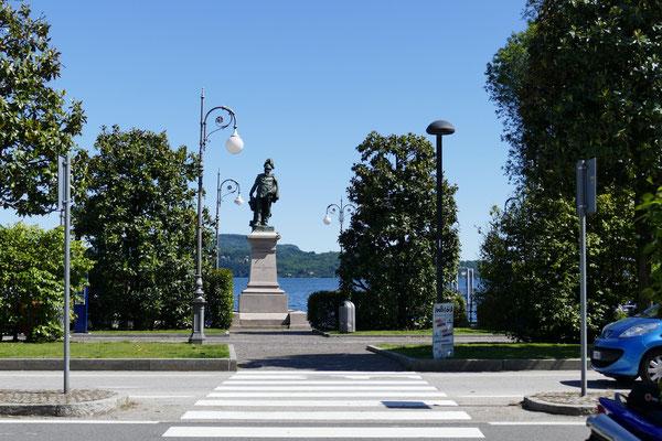 Denkmal des ersten italienischen Königs Vittorio Emanuele II