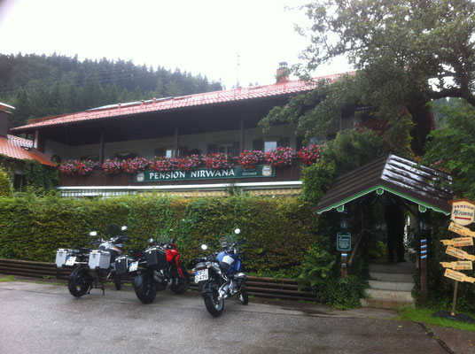 Unser Hotel Nirwana in Wackersberg bei Bad Tölz