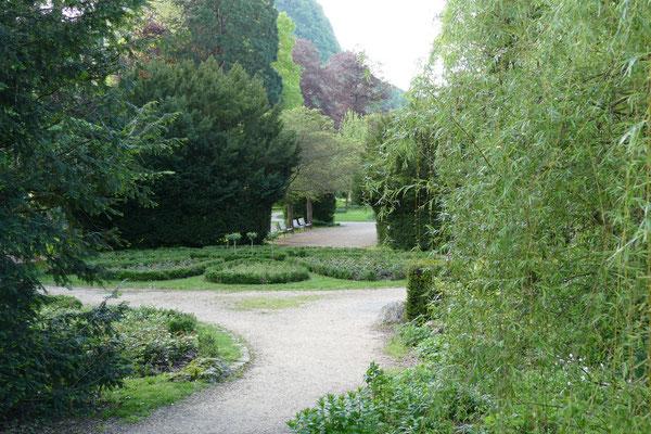 Gelände der Landesgartenschau