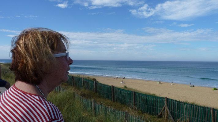 Gaby und das Meer