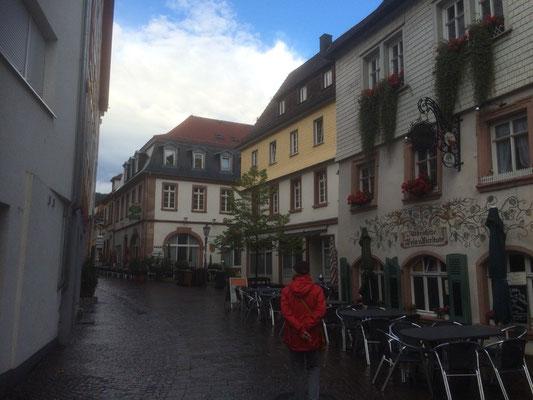 Hauptstraße in Hirschhorn