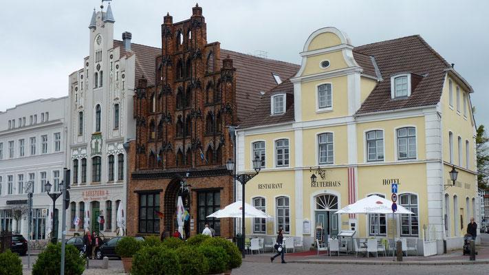 Innenstadt von Wismar
