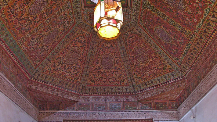 Decke im Palais Badia