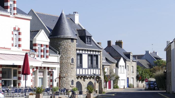 Restaurant direkt am Strand von Periac-sur-Mer