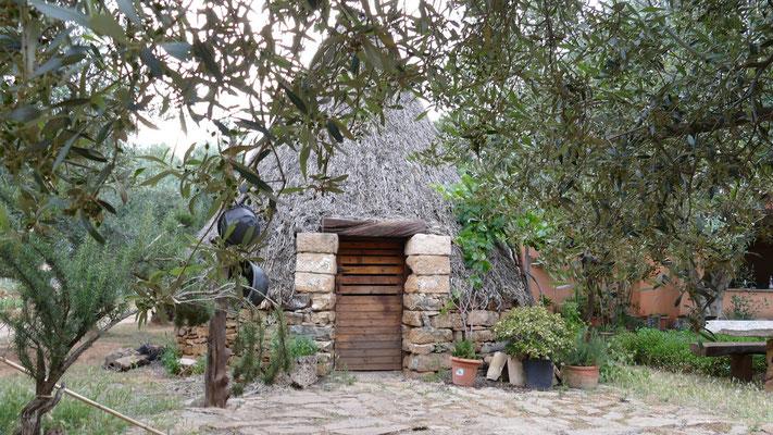 Ein altes Räucherhaus